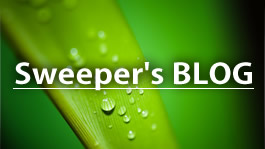 SWEEPER'S BLOG